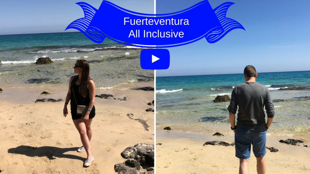Fuerteventura - wakacje all inclusive (video)