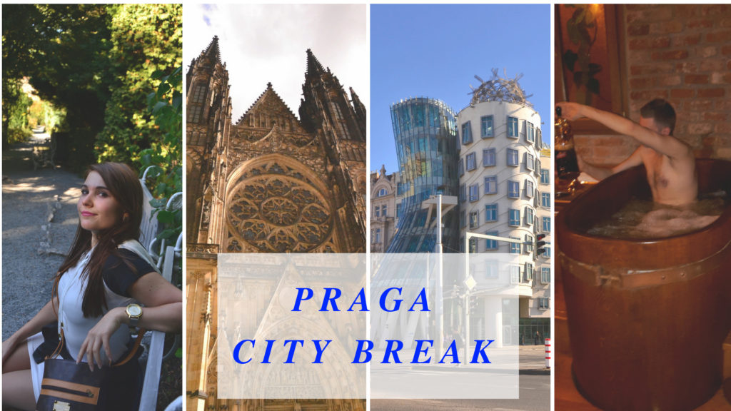 City break - Praga