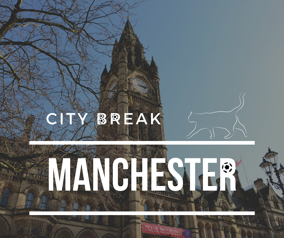 City break - Manchester (Film)